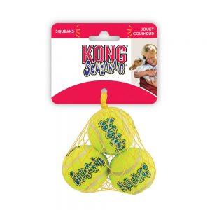 Kong Squeakair Balls comprar precio baratas ofertas opiniones comprar pelotas squeakair Balls kong para perros grandes pequeños cachorros pitbull de presa