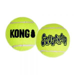 pelotas para perros Kong Squeakair Balls comprar ofertas precios opiniones baratas comprar pelotas kong para perros grandes pequeños cachorros de presa pitbull de tenis Kong Squeakair Balls