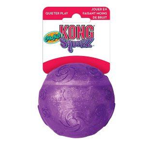 pelotas para perros kong Squeezz Crackle Ball comprar ofertas opiniones baratas segundamano comprar pelotas kong para perros grandes pequeños cachorros pitbull de presa