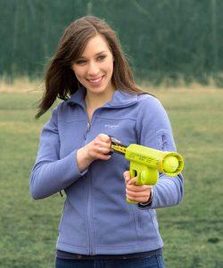 pistola lanzadora de pelotas para perros comprar ofertas baratos opiniones lanzador de pelotas manual para perros grandes cachorros pitbull perros de presa
