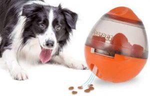 dadypet juguetes para perros pelota dispensadora de comida facil de limpiar los mejores juguetes para perros chihuahua