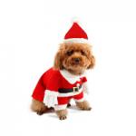 disfraz de papa noel para perros comprar ofertas opiniones baratos segunda mano conprar disfraz de papa noel para perros grandes pequeños chihuahua trajes vestidos