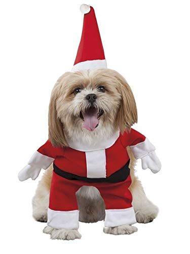 disfraz de papa noel para perros comprar ofertas precios opiniones baratos comprar disfraz de papa noel para perros grandes pequeños chihuahua trajes vestidos disfraces de papa noel navidad