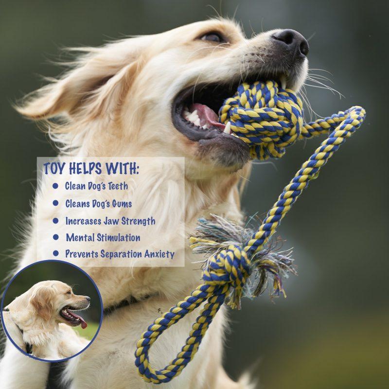 juguetes para perros con cuerdas comprar ofertas baratos precios opiniones comprar juguetes de cuerda para perros ofertas