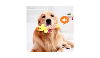 juguetes para perros con sonidos comprar ofertas precios opiniones comprar juguetes con sonidos para perros grandes pequeños de presa pitbull peluches pelotas con sonido para perros ciegos