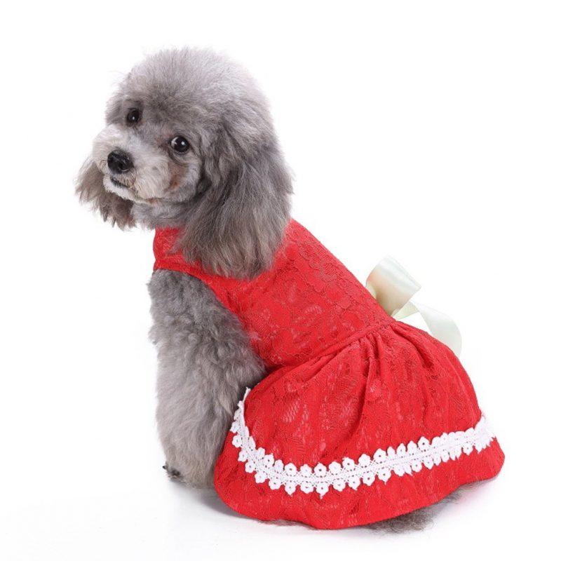 vestidos de navidad para perros comprar ofertas precio barato opiniones comprar vertidos de navidad para perros grandes pequeños chihuahua trajes gorros vestidos de navidad papa noel