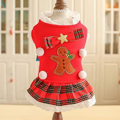 vestidos de navidad para perros comprar ofertas precio barato opiniones comprar vestido de navidad para perros grandes pequeños chihuahua