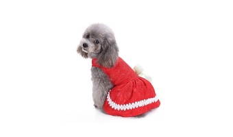 vestidos de navidad para perros comprar ofertas precios opiniones baratos comprar vestidos de navidad para perros grandes pequeños chihuahua trajes disfraces navideños para perros