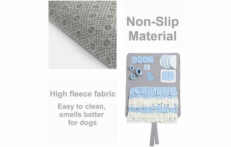 alfombra olfativa  yasi snuffle mat para perros estimulación mental comprar ofertas precio baratas opiniones catalogo tienda online amazon