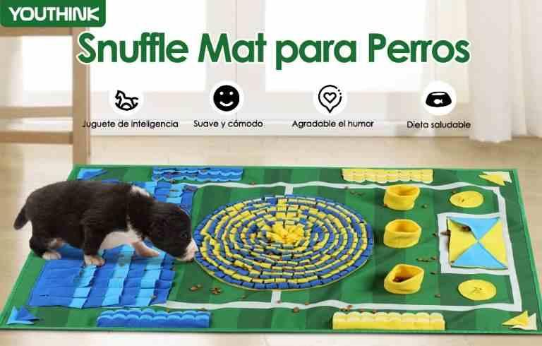 snuffle mat para perros alfombra olfativa comprar oferta precio opiniones catalogo baratas tienda online amazon juegos de olfato para perros
