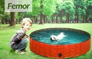 piscina para perros plegable bañera plegable para mascotas comprar precio ofertas opiniones catalogo barata comparativa guia de compra tienda online las mejores piscinas para perros