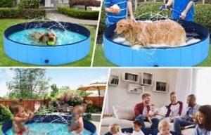 piscina para perros plegable gostock comprar precio oferta opiniones barata catalogo comparativa guia de compra tienda online las mejores piscinas para perros