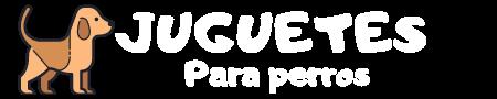 logotipo de la pagina web de juguetes para perros online